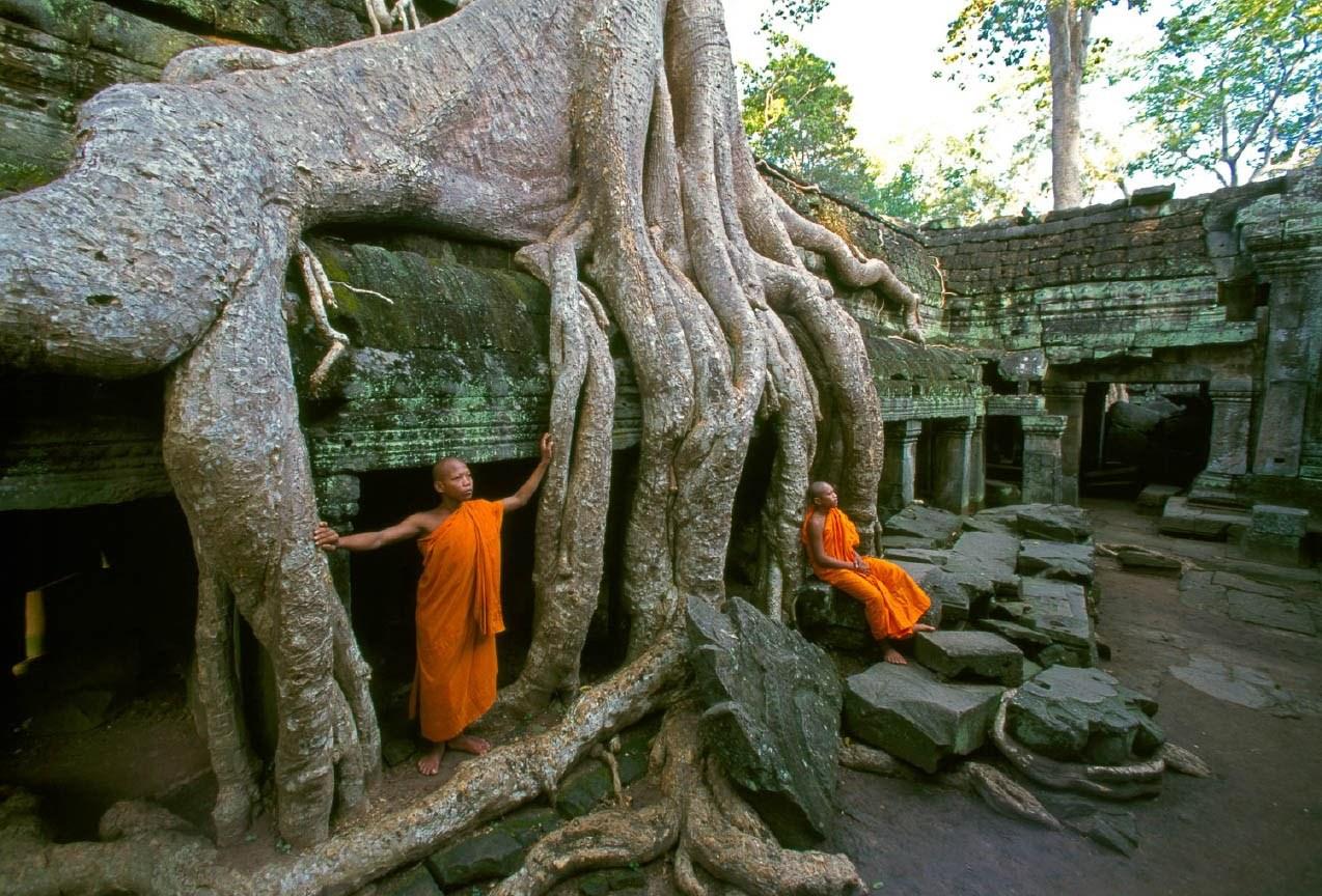 faire voir cambodge, A voir et a faire au cambodge
