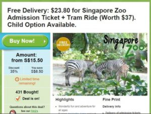 singapour kudeta iggys chinatown park supertree tanjong zoo