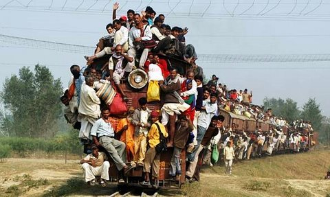 achat billet train inde